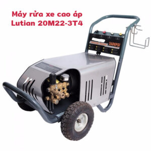 máy rửa xe cao áp lutian chính hãng